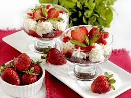 Десерты с фруктами