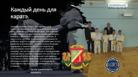 Зеленоград школа каратэ